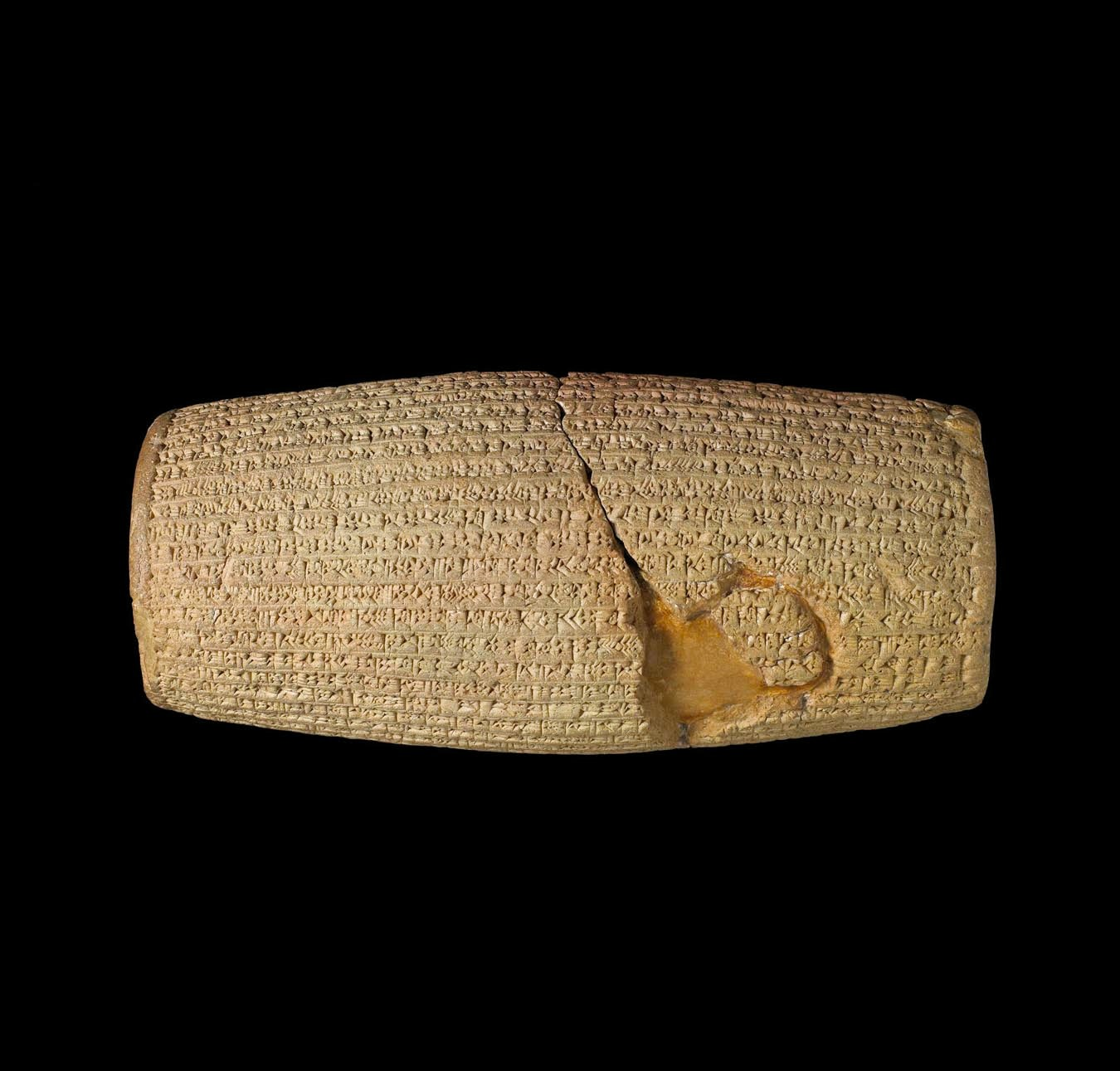 Achaemenid- The Cyrus Cylinder