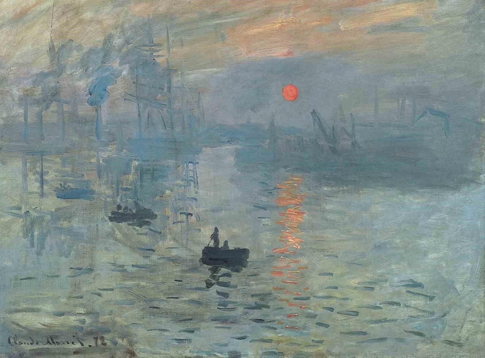 Armchair Travel | I, Claude Monet
