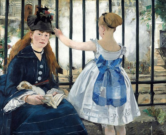 Armchair Travel | Manet: Portraying Life