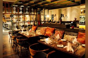 artisans french restaurant interior - for degas