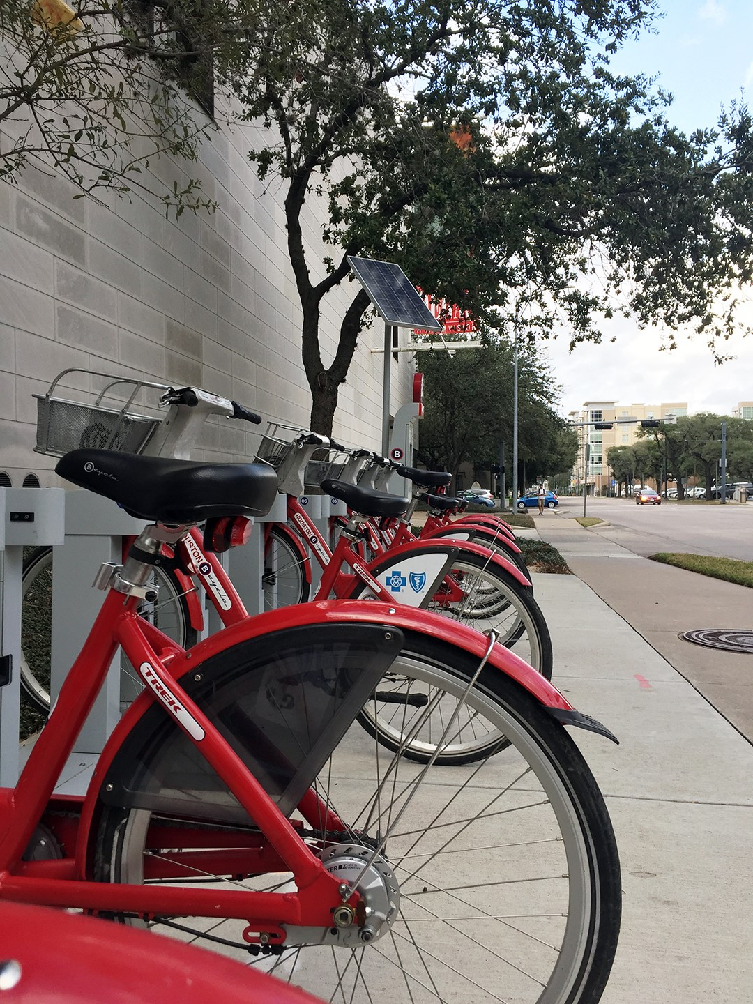 b-cycle at the mfah