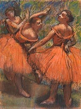 Dancer in Leotard