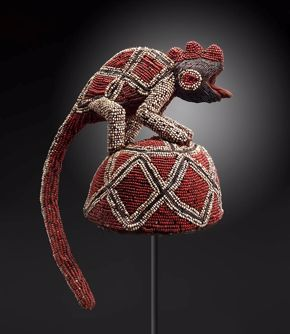 Bamileke - Chief's Ceremonial Hat