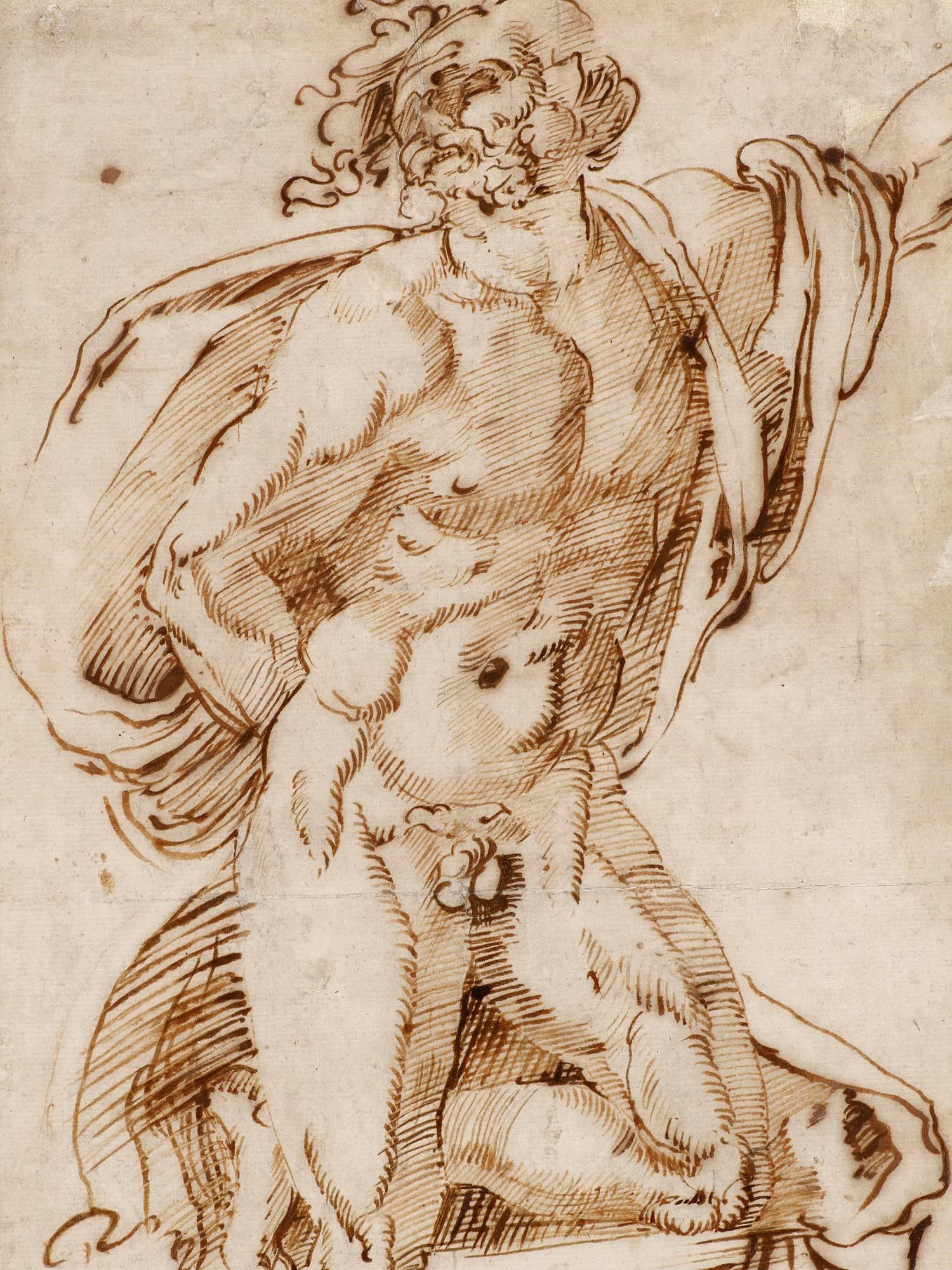 Bandinelli - Male Nude
