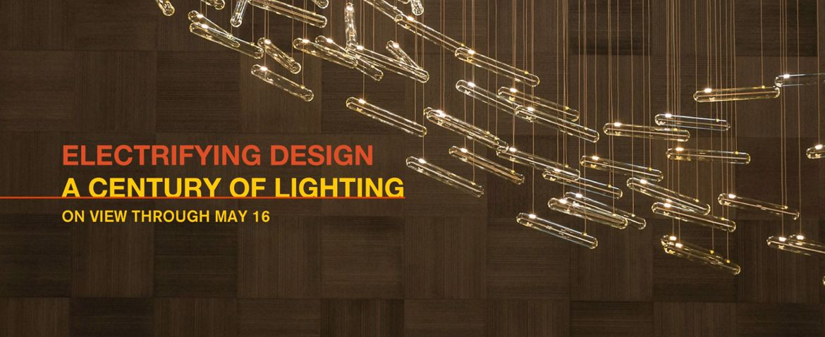 Electrifying Design | On View thru May 16