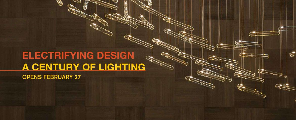 Electrifying Design | Opens February 27