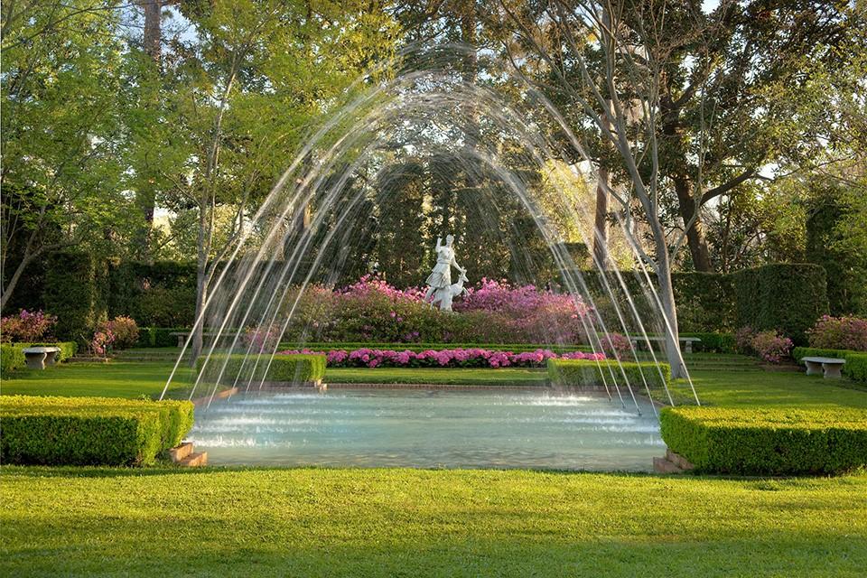 Bayou Bend - Diana Garden