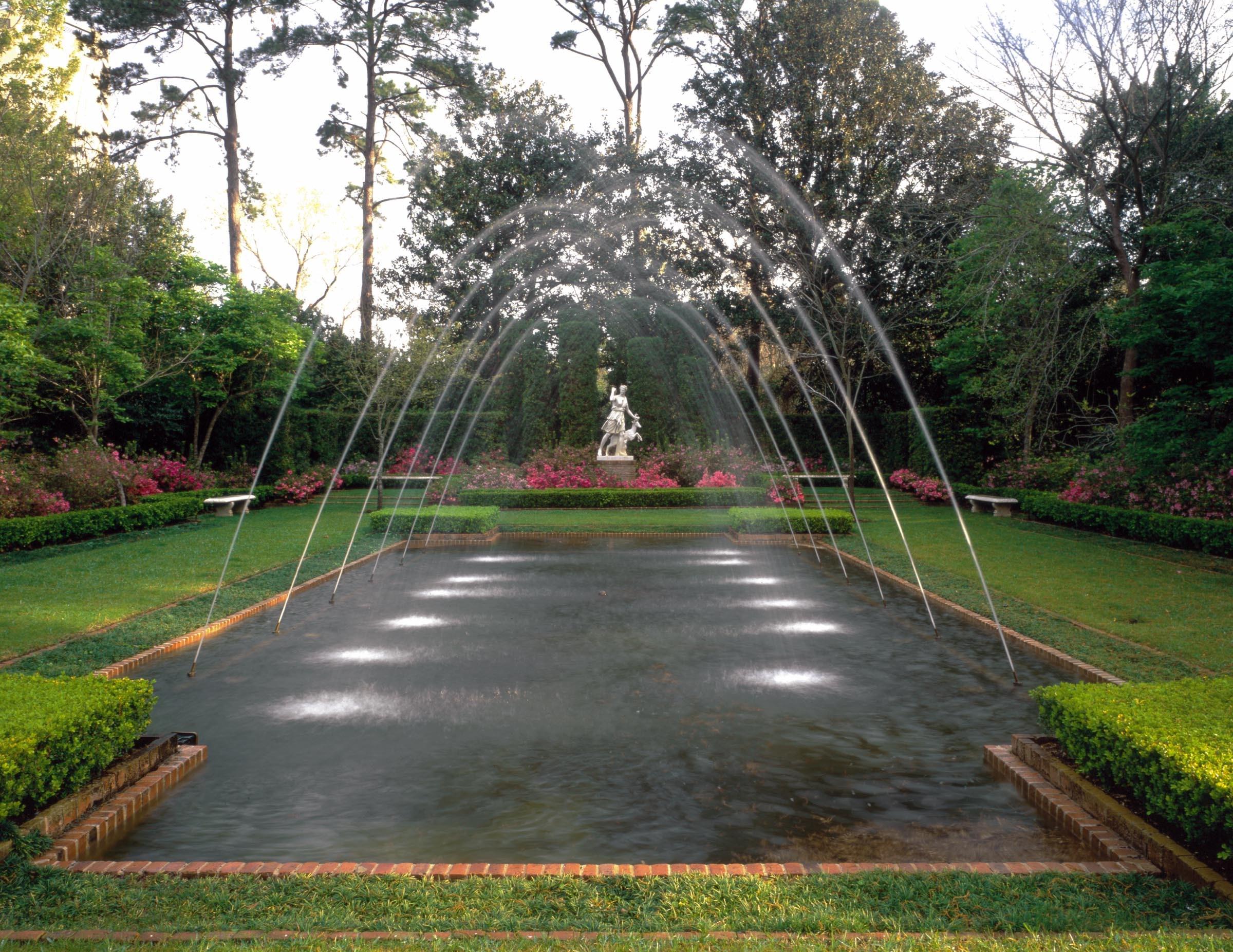 Bayou Bend Diana Garden