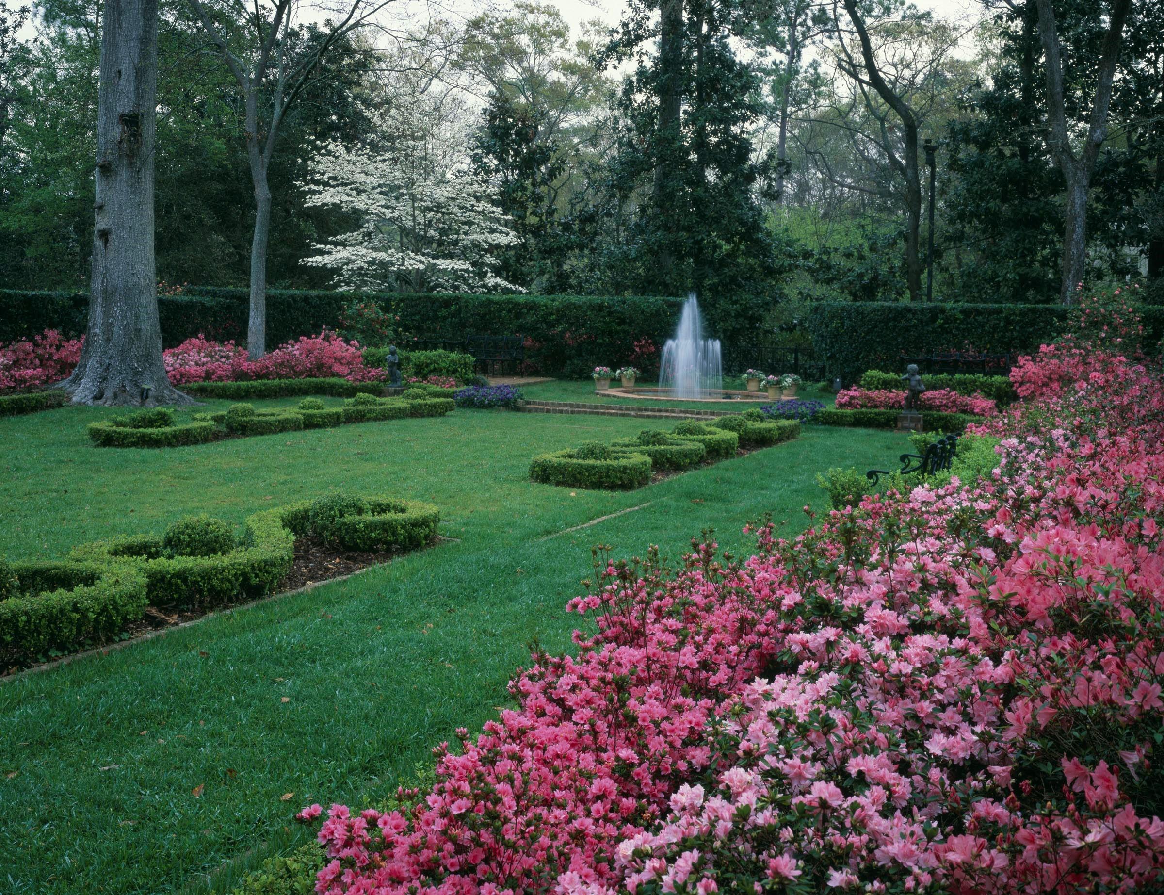 Lovely The Gardens. Bayou Bend Clio Garden 2. View Slideshow