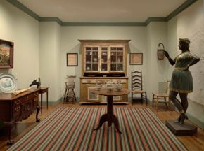 Bayou Bend | Folk Art Room