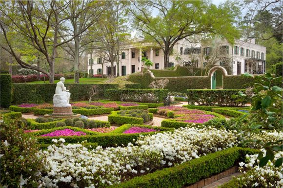 MFAh Bayou Bend Collection and Gardens