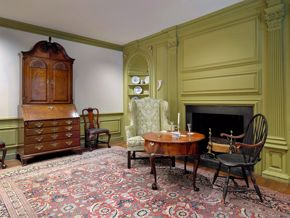 Bayou Bend | Newport Room
