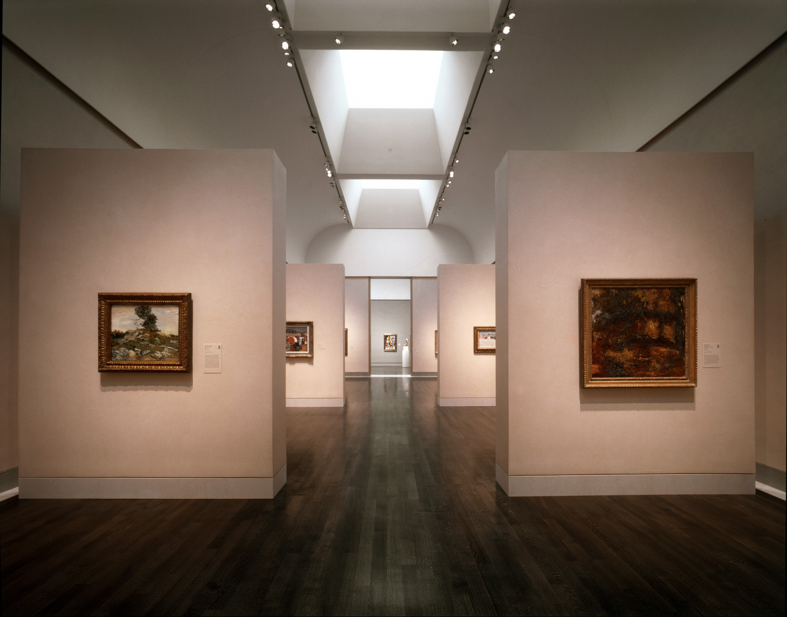 The mfah an architectural history the museum of fine - Interior design internships houston ...