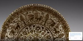 BLOG POST - Art of the Islamic Worlds Google Art Exhibition - Bowl with Riders