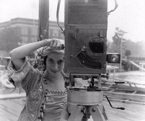 BLOG POST Dumb Girl of Portici - Lois Weber and camera
