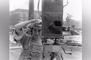 BLOG POST Dumb Girl of Portici - Lois Weber and camera