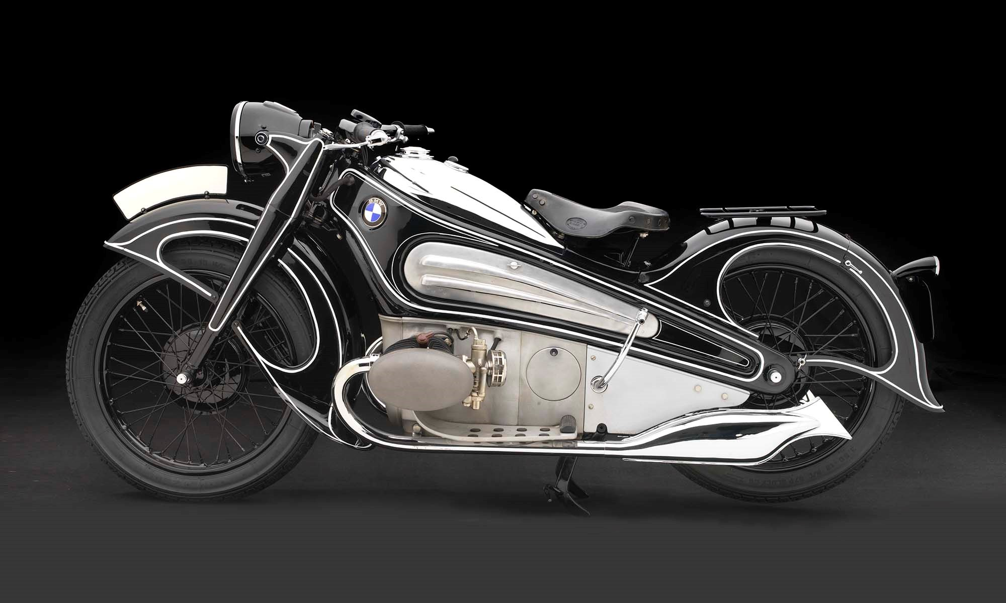 sculpted in steel: art deco automobiles and motorcycles, 1929–1940