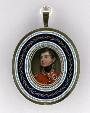 Bone - George IV