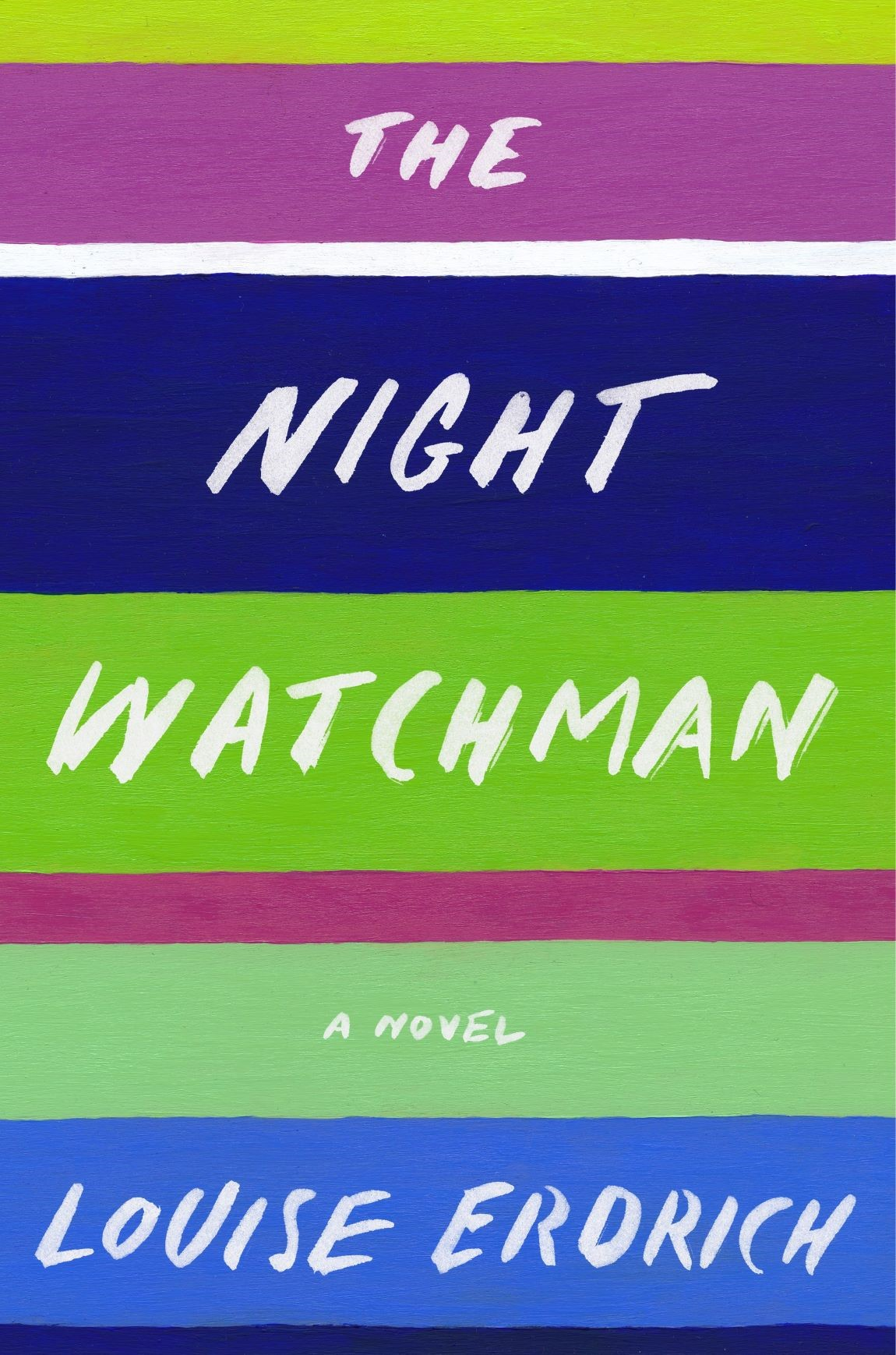 Book Club | Night Watchman
