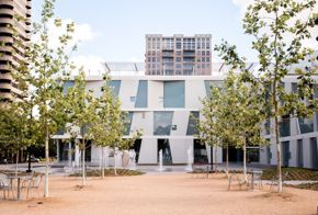 Brown Plaza / Glassell School