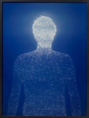 Bucklow- Guest, 25,000 Solar Images [AF], 5:03 pm, 10th October 1995