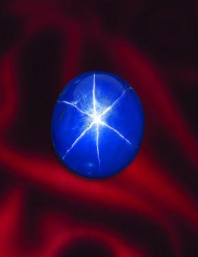 Burma, Starry Night Sapphire