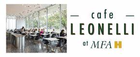 Cafe Leonelli at MFAH