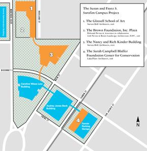Campus Map | 2019