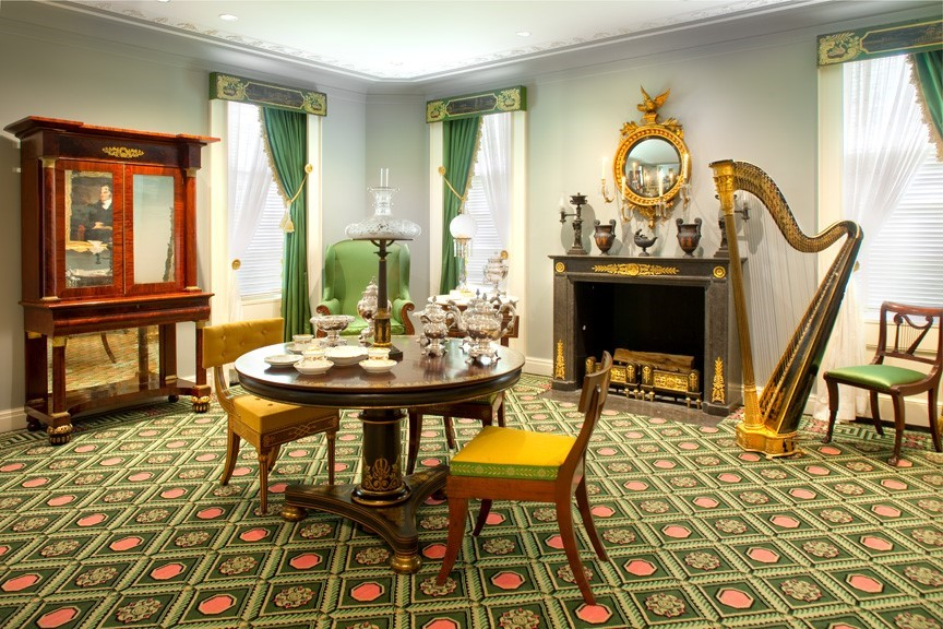Chillman Suite at Bayou Bend 2019