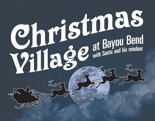 Christmas Village Lead Graphic
