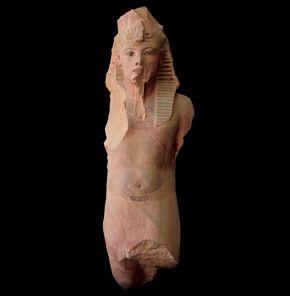 Colossal Statue of Tutankhamun