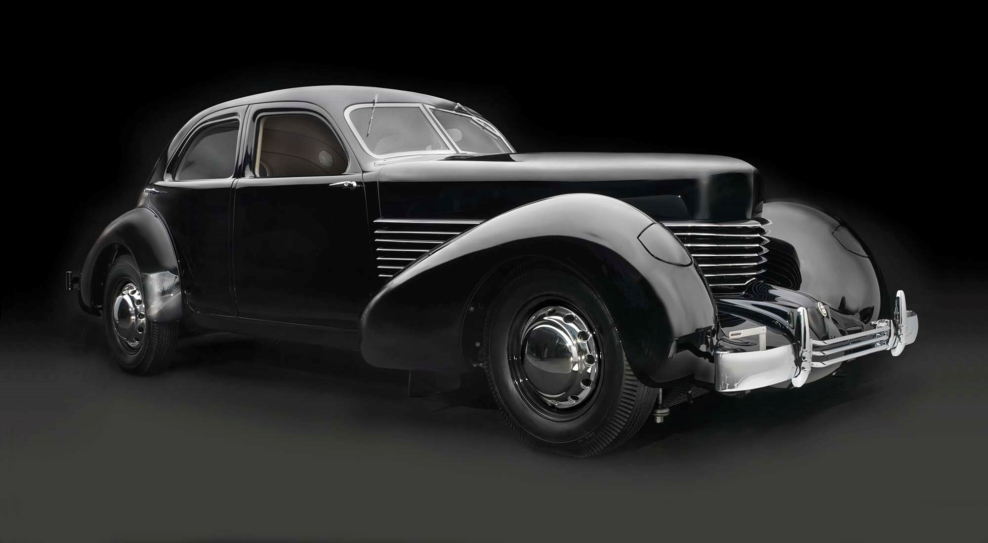 Sculpted in Steel: Art Deco Automobiles and Motorcycles, 1929�C1940 | The Museum of ...