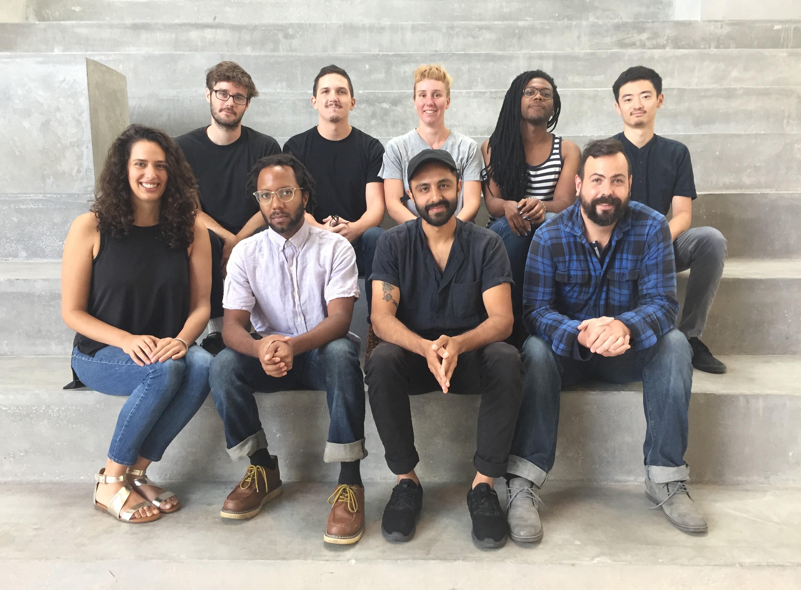 Core Program 2018–19 group photo