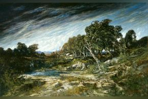 Courbet - The Gust of Wind