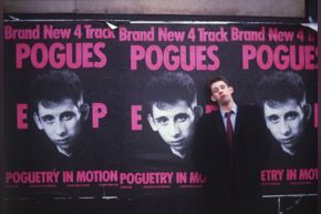 Crock of Gold | Pogues Poster 1986