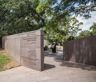 Cullen Sculpture Garden - entrance
