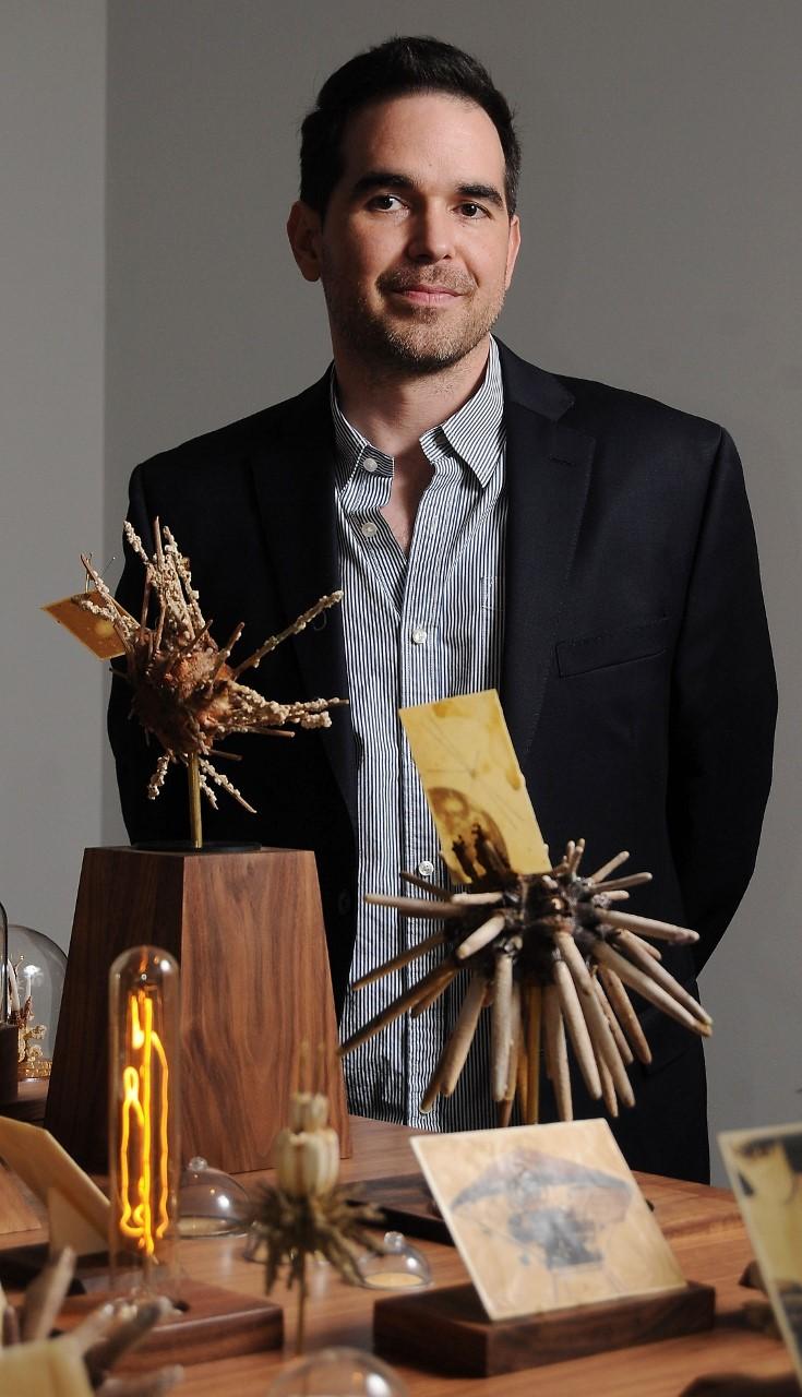Dario Robleto  (portrait)