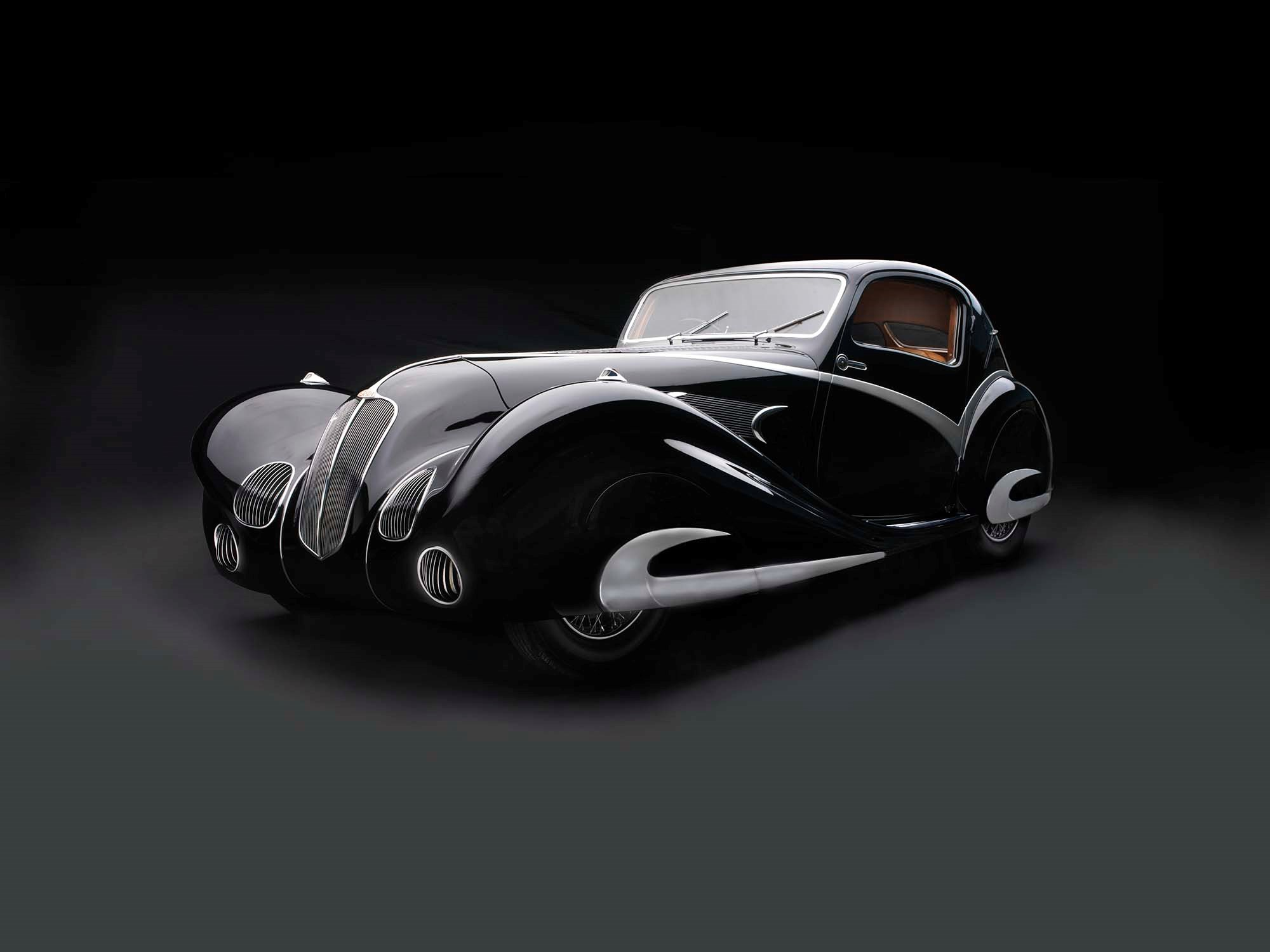 Delahaye, 135M Competition Coupe
