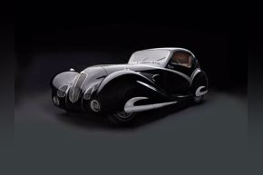 Delahaye 135M Competition Coupe