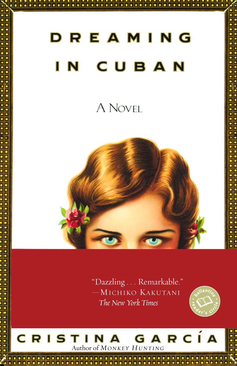 Dreaming in Cuban - Book Club tour pick spring 2017