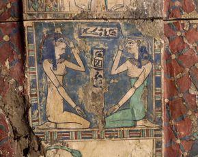Egypt Coffin of Pedi-Osiris detail 2