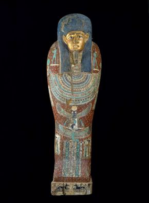 Egypt Coffin of Pedi-Osiris