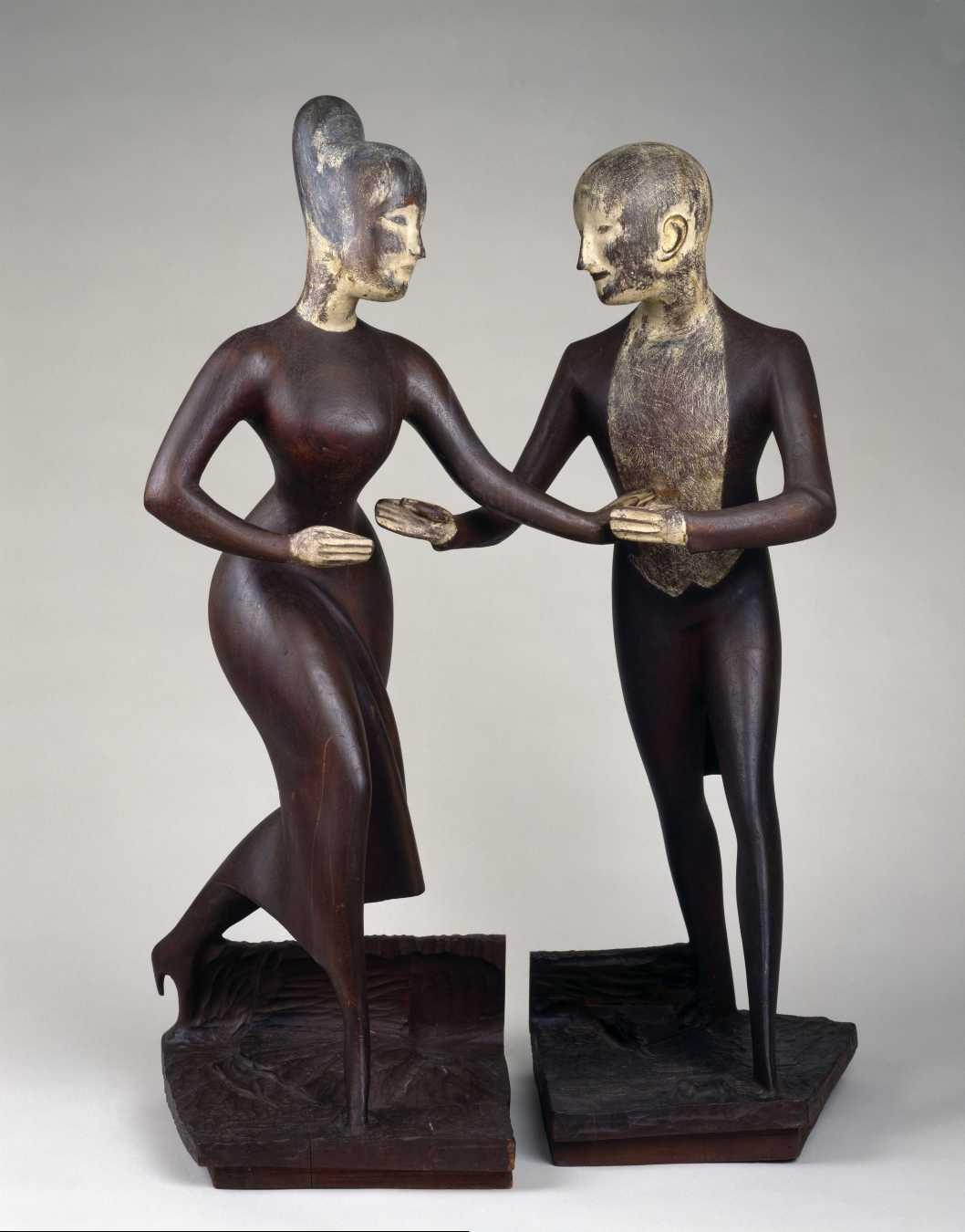 Elie Nadelman, Tango, c. 1918–24