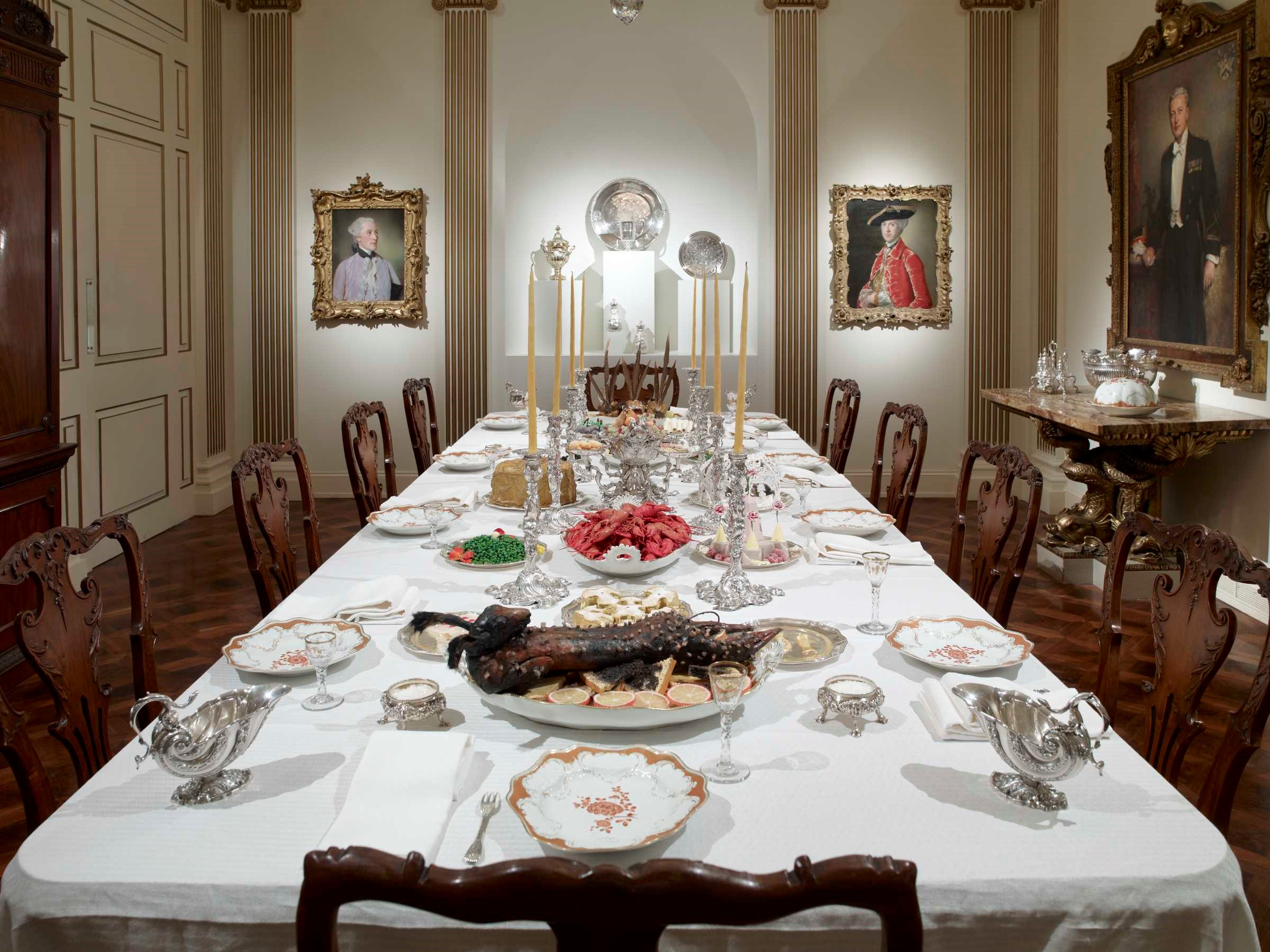 English Taste The Art Of Dining In Eighteenth Century