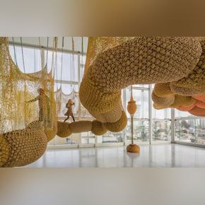 Ernesto Neto, Madness is part of Life