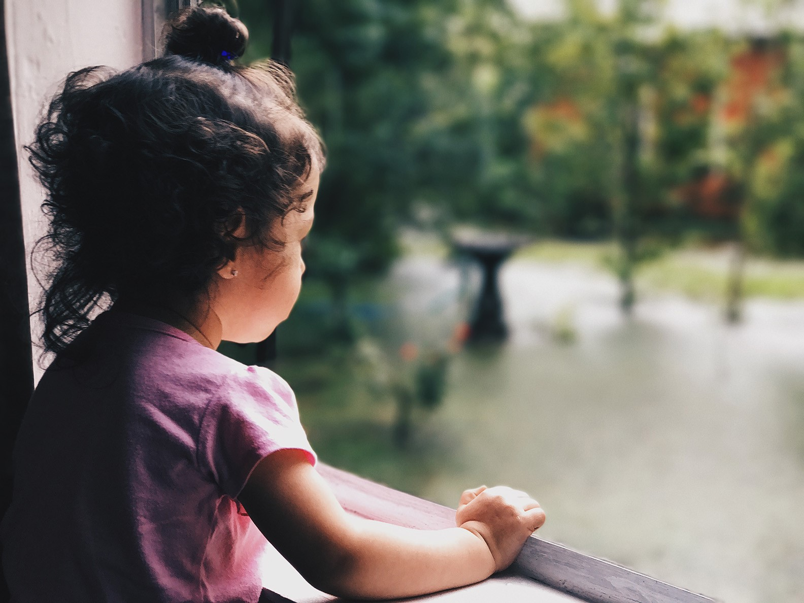 Eye on Houston 2018 - Yzette Torres, The Effects of Harvey