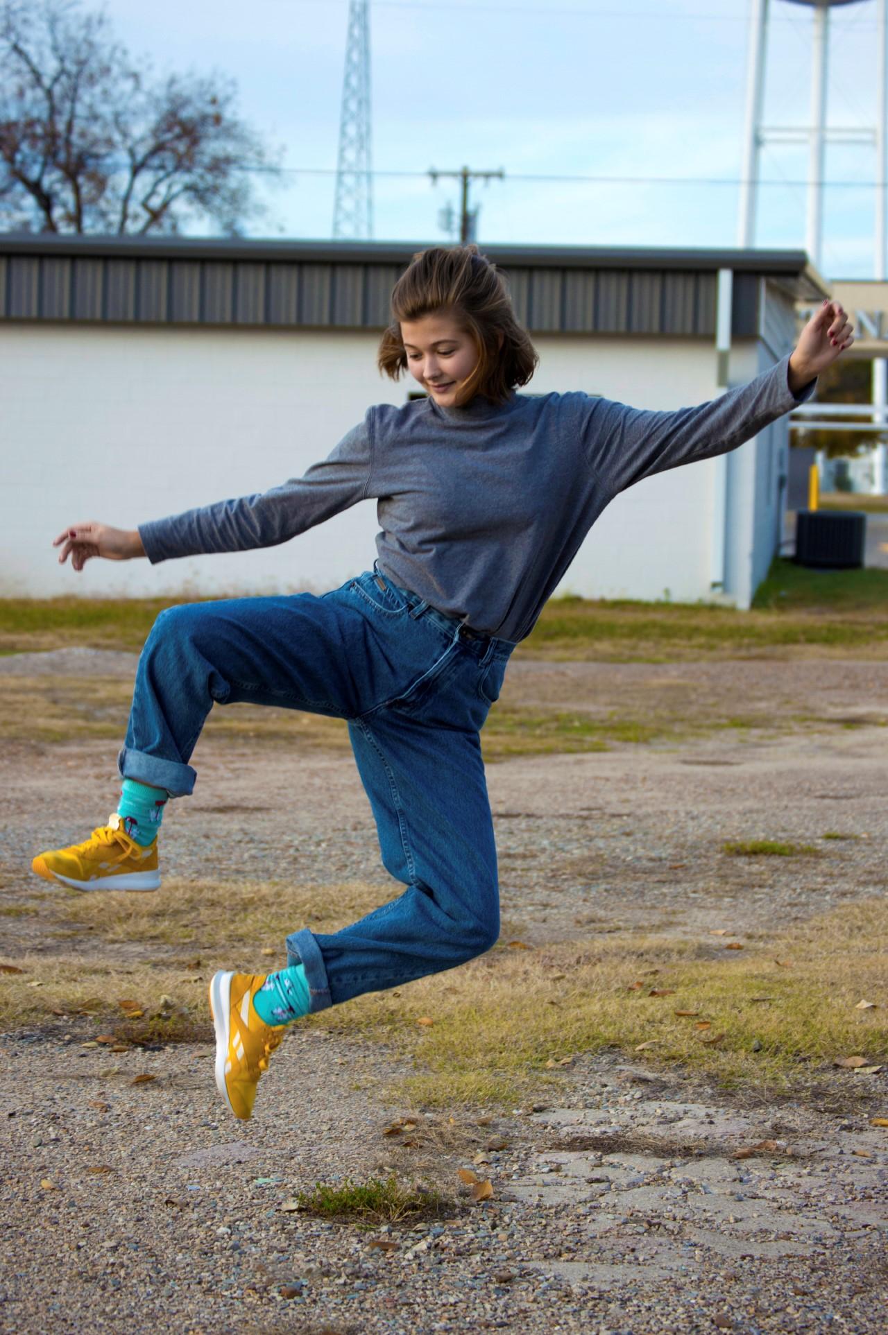 Riley Johnston, Llama Socks