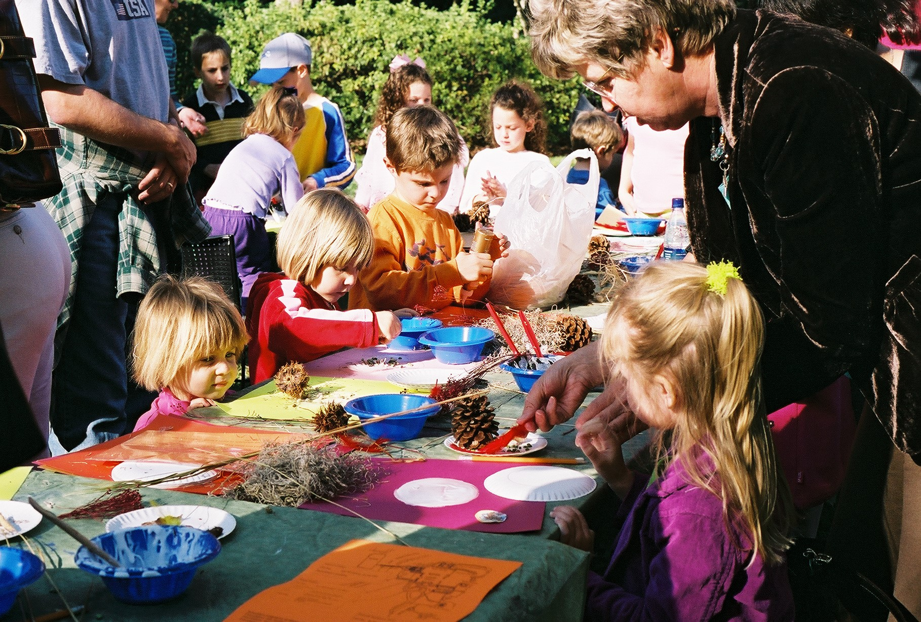 Family Day Fall Craft