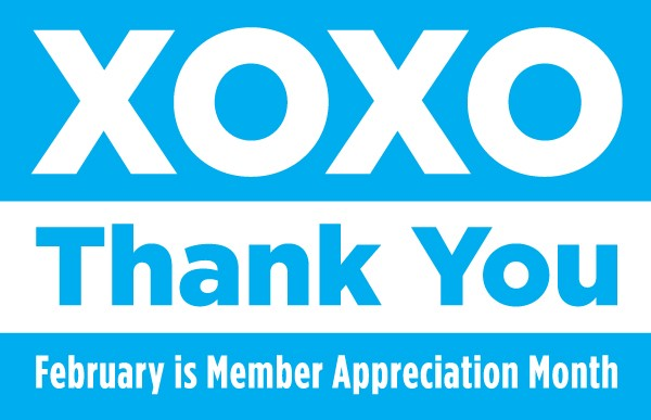 february is membership appreciation month 2015