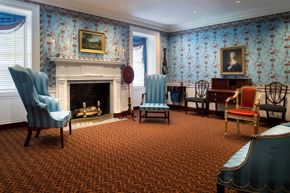 Federal Parlor at Bayou Bend 2019